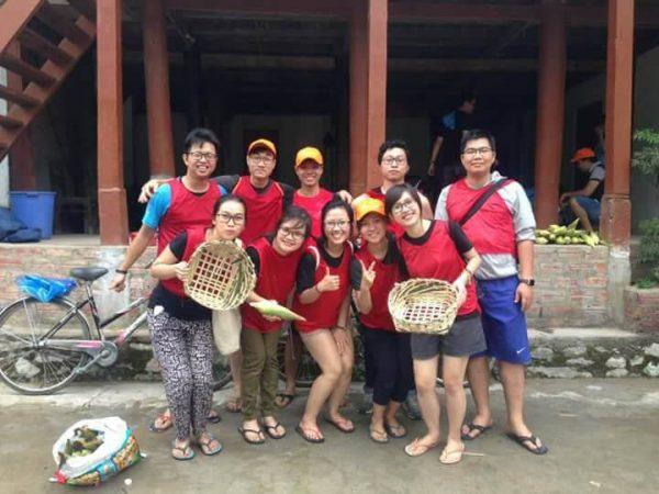 Dịch Vụ Team Building