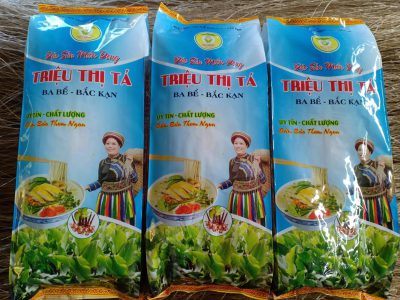 Ẩm thực Hồ Ba Bể