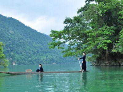 Đi Hồ Ba Bể nên ở đâu